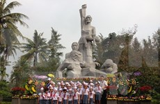 Quang Ngai commemorates Son My massacre victims