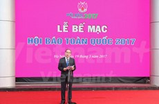 National Newspaper Festival wraps up in Hanoi