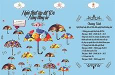 Umbrella installation to debut in Da Nang