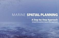 Paris conference stresses marine spatial planning importance