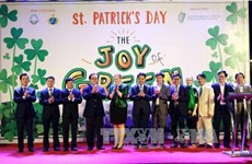 Hanoi joins Ireland's Global Greening initiative