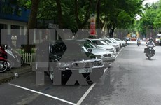 Hanoi to pilot automated street parking
