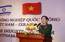 Vietnam, Israel hold defence industry forum in Hanoi