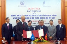 WIPO helps Vietnam build national strategy on intellectual property
