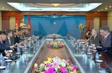 Vietnam calls for US cooperation in building smart cities