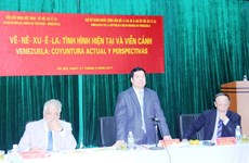 Forum on Venezuela situation held in Hanoi