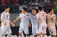 Vietnam draw with Chinese Taipei 1-1
