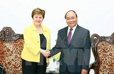 Prime Minister values WB's role in Vietnam's development