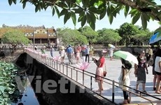 Hue Imperial Citadel to open at night from next month