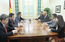 Vietnam looks to expand cooperation with WIPO