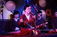 Xam musical night by Hoan Kiem Lake