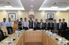 Vietnam, India hold potential in press, broadcasting cooperation
