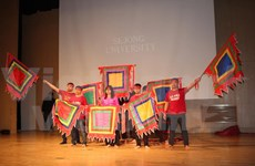 Vietnam cultural night livens up Sejong University
