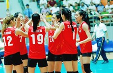 Vietnam in Group B of world volleyball event