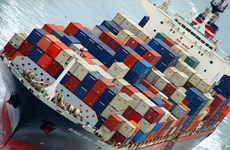Thailand's February exports decrease in value