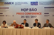 HCM City hosts maritime industry, refrigeration technology expos