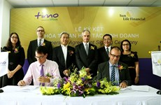 Sun Life Vietnam signs up with GOFS