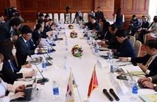 Vietnam, Republic of Korea eye effective environment cooperation