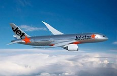 Jetstar Pacific launches Hai Phong-Quang Binh route
