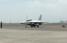 Philippine military receives two more fighter jets from RoK