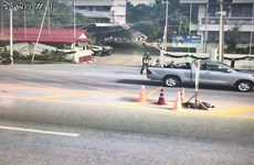 Police office in southern Thailand attacked