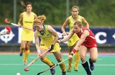 Australian field hockey teams to play in HCM City