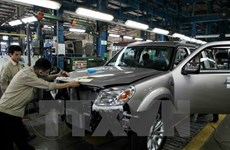 Thanh Cong, Hyundai Motor join hands to produce automobiles