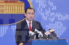 Spokesman stresses Vietnam's efforts to promote women's rights