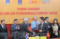 Capital contracts signed for southern petrochemical complex