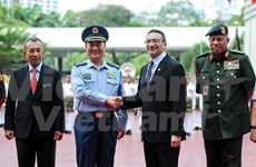 Malaysia, China plan to set up high-level defence committee