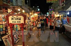 Thai tourism sector earns 1.33 trillion THB in six months