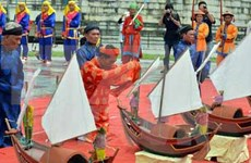 Festival commemorates soldiers of ancient Hoang Sa Flotilla
