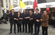Vietnam attends ASEAN Night Market in New Zealand