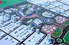 Cambodia inaugurates sport complex for SEA Games 32