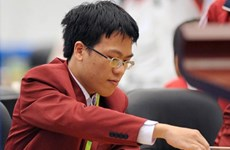 Top Vietnamese chess player named No 29 in world rankings