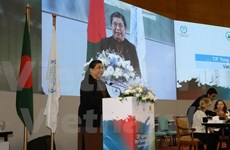 Vietnam's efforts in ensuring equality spotlighted at IPU session