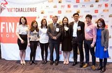 Entrepreneurship competition for Vietnamese held in US