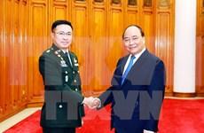 PM vows to facilitate Vietnam-Thailand military cooperation