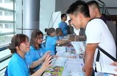 Financial career workshop held for Vietnamese students in France