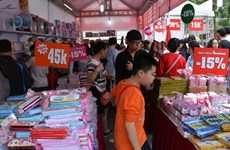 Fourth Vietnam Book Day opens in Hanoi