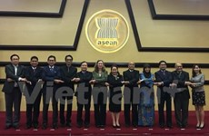 ASEAN, US pledge to enhance strategic partnership