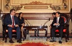 HCM City, Australia seek stronger cooperation