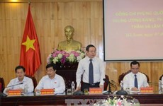 Ha Nam praised for high economic growth