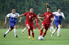 Vietnam trounce Singapore 8-0 in Cup qualifier