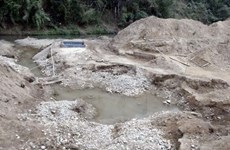 Gov't to fine minerals, water resources violations