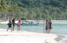 Kien Giang increasingly attractive to tourists