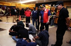 Malaysia: 324 people detained in anti-drug operation