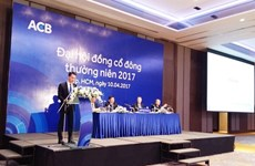 ACB to increase charter capital to over 11 trillion VND