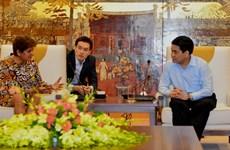 Hanoi enhances promotional cooperation with CNN
