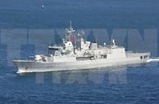 New Zealand naval ship visits Da Nang